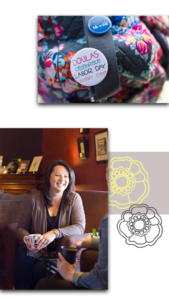 Wichita personal brand photographer for doula