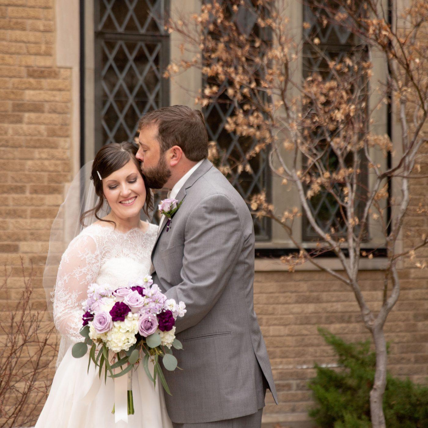 First United Methodist Church wedding