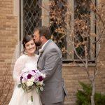 Kansas spring wedding