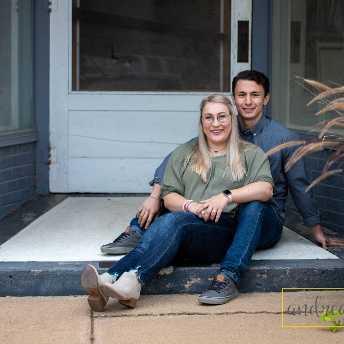 Tanner + Kaiti | Haven Engagement Session