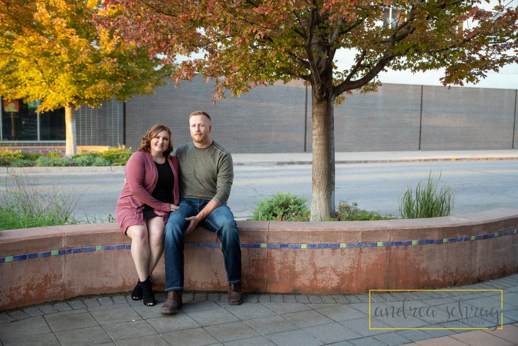 Hutchinson engagement session