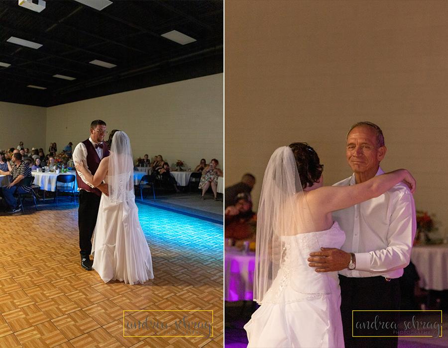 Nickerson wedding dances