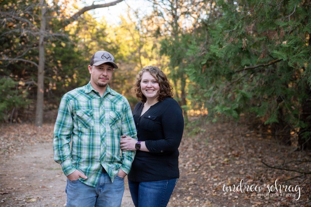 Dillon Nature Center couples photo session