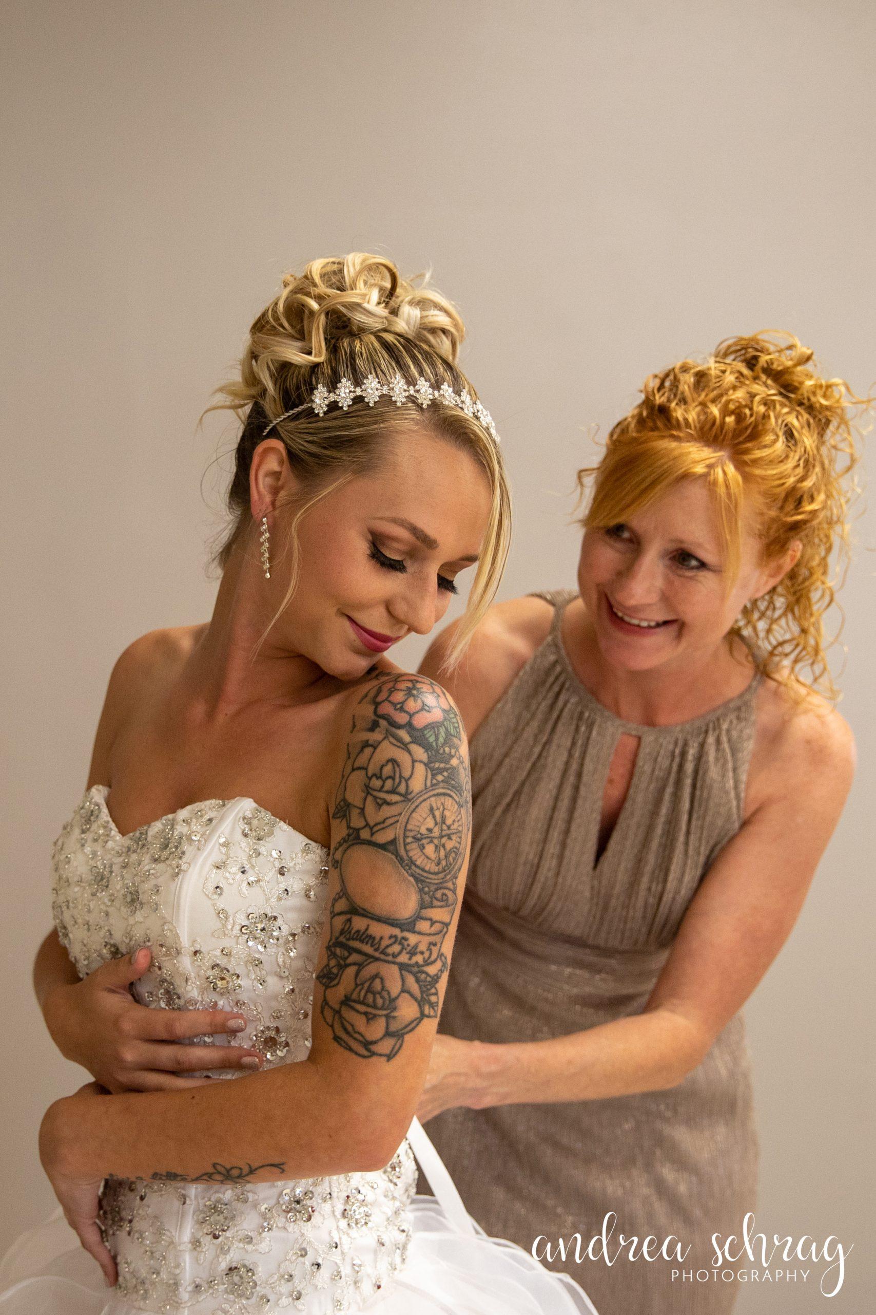 overlooking in wedding planning